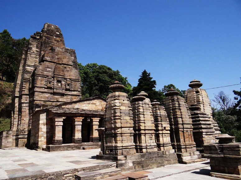 Katarmal Temple, Ranikhet