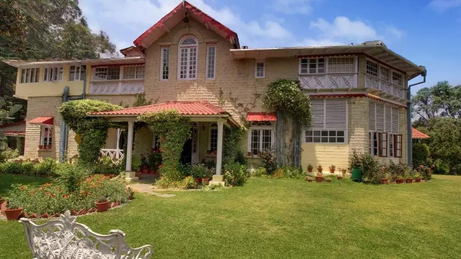Hotel Rosemount, Ranikhet