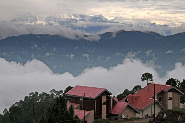 Vimoksha Resort, Ranikhet