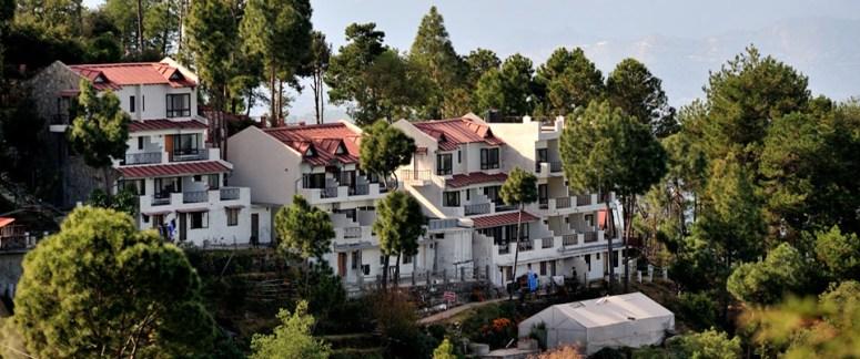 Woodavilla Resorts, Ranikhet