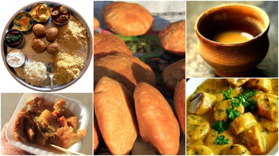 Yummy Rajasthani Meal