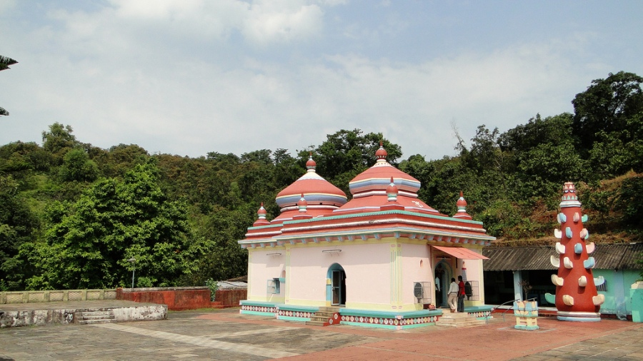 Dashbhuj Ganesh Temple, Hedvi Image by Ankur P @Flickr