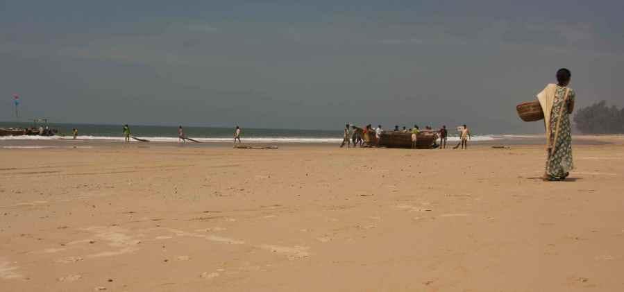 Guhager Beach