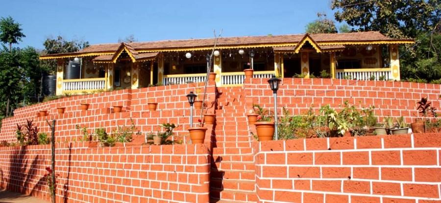 Nisarg Resort at Guhagar
