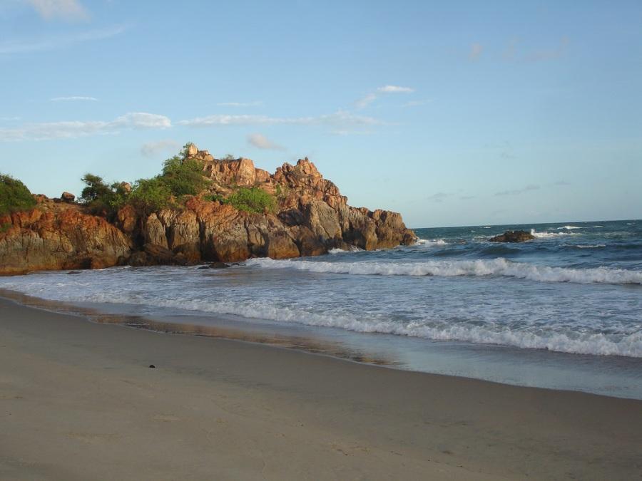 Rocky Hills at Bhogave Beach, Vengurla