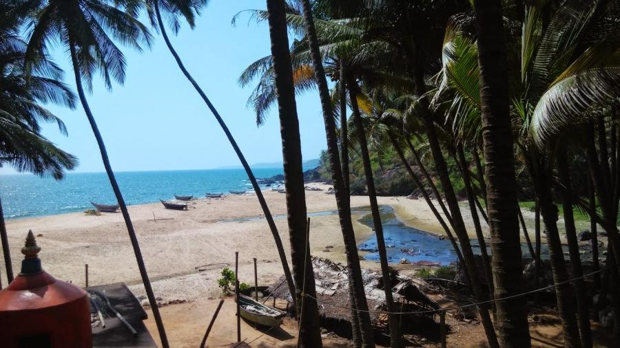 The exotic Kondura Beach, Vengurla