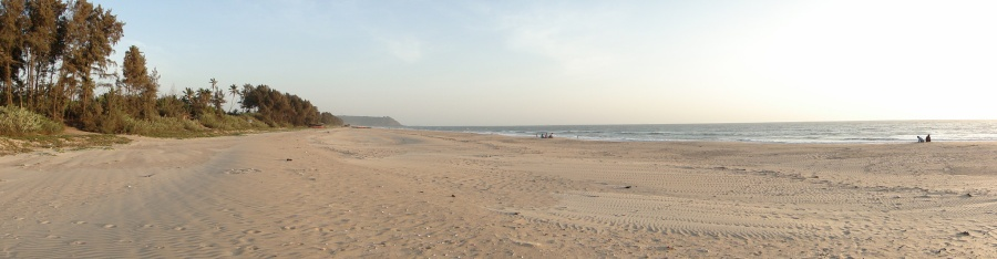 Sagareshwar Beach, Vengurla
