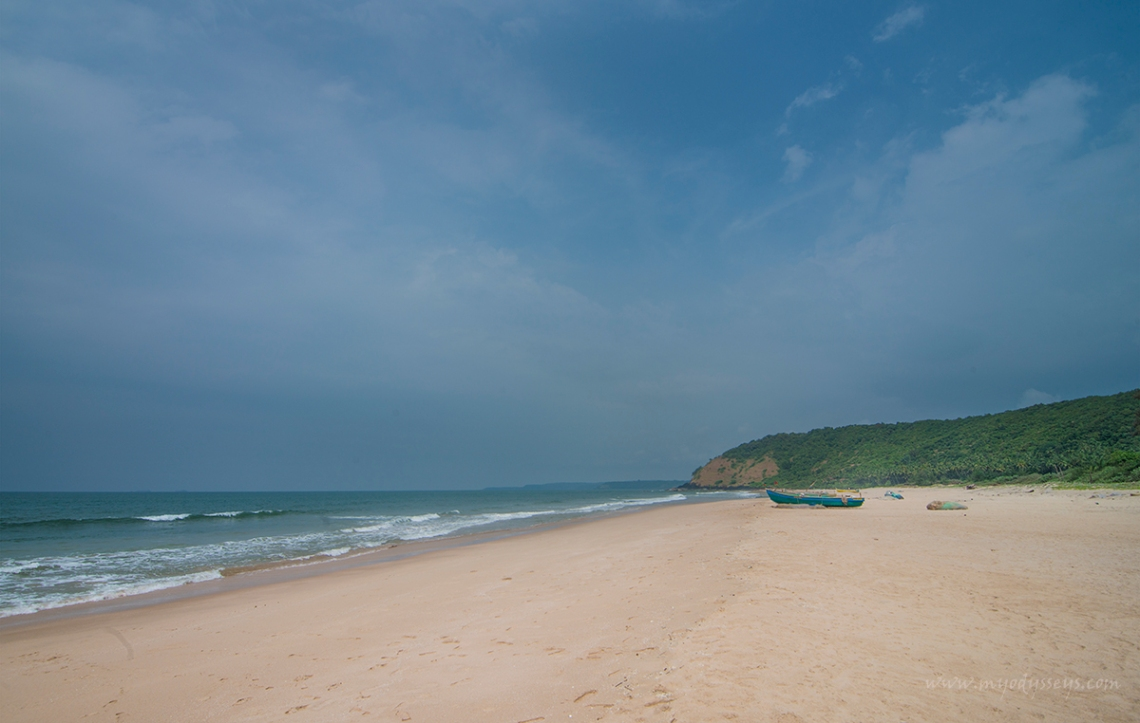 Vayangani Beach, an offbeat, unexplored beach at Venkurla