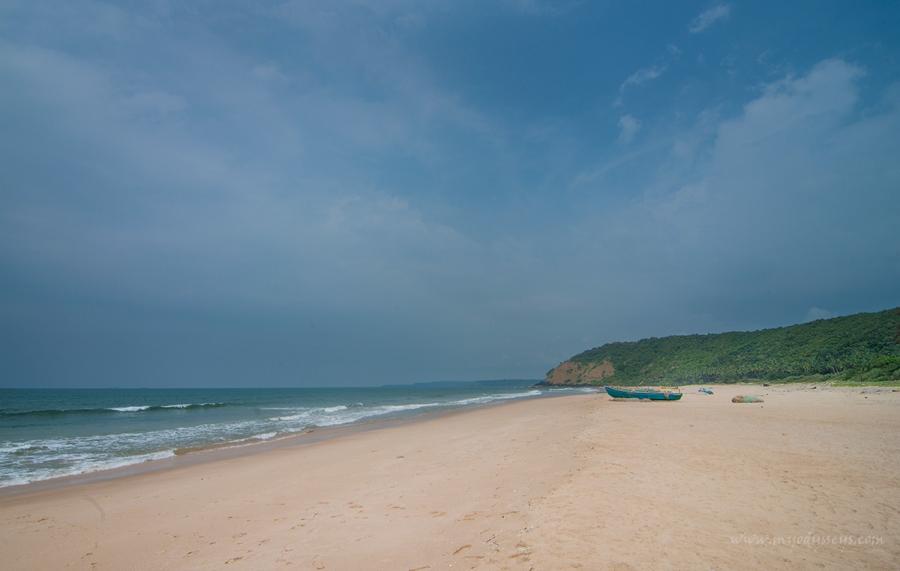 Vayangani Beach, an offbeat, unexplored beach at Venkurla
