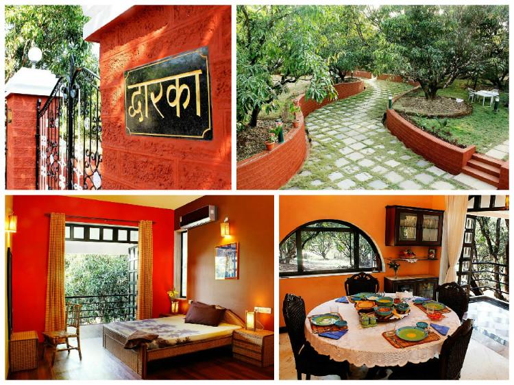 Explore the Farm life at Dwarka Homestay!