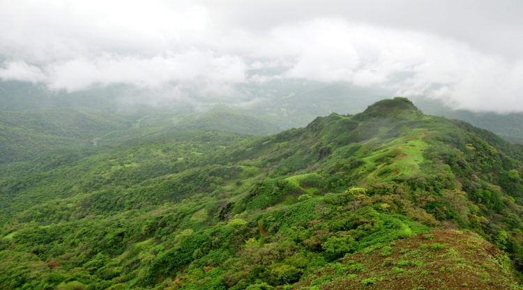 Mahadevgad Views, Amboli