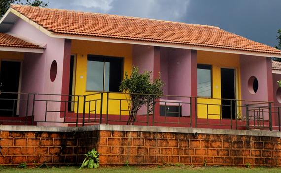 Nisarg Family Resort, Amboli