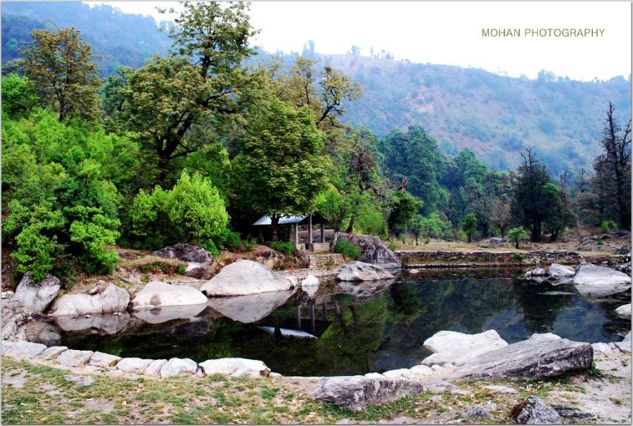 Meesar-Maheshwari Kund Image Copyright @BMC Touring