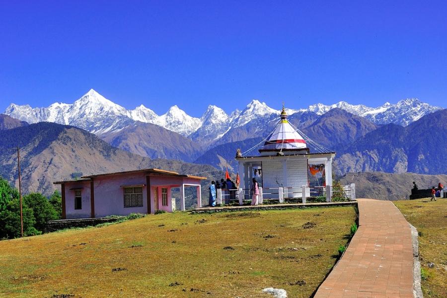 Nanda Devi Temple Image @Siddhartha Das