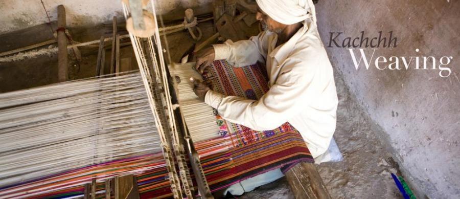 1-Kachchh Weaving