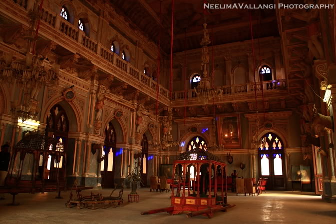 Inside the Durbar Hall