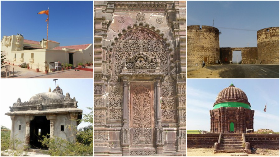 The Ghost Town of Lakhpat but Ancient Architecture Galore