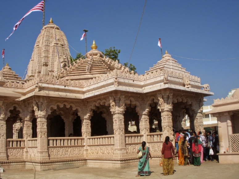 Mata Nu Madh, Family Diety of Yaduvanshi & Kutch Rulers