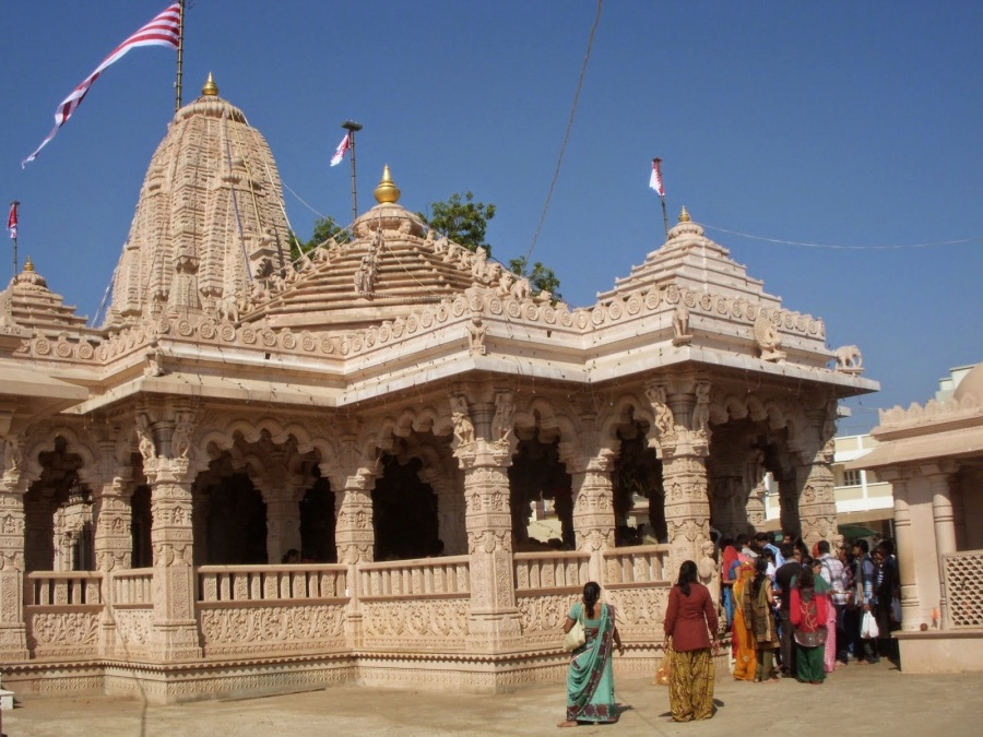 Mata Nu Madh, Family Diety of Yaduvanshi & Kutch Rulers
