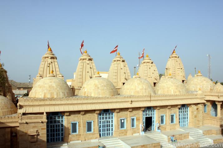 Narayan Sarovar Temple Complex