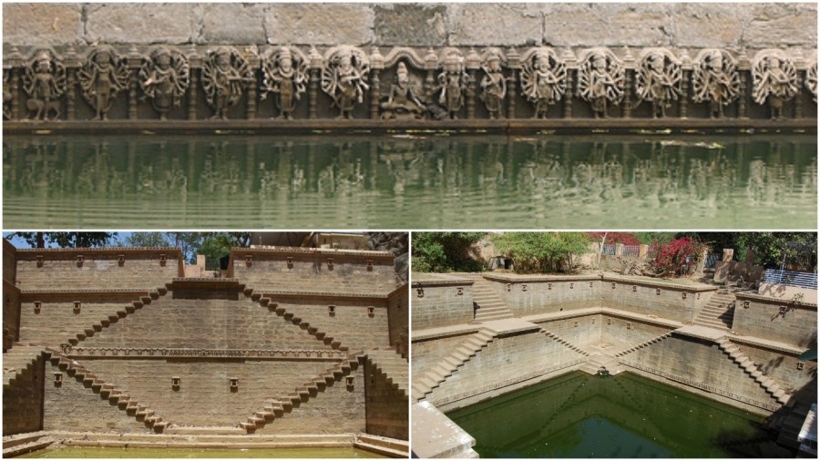Ram Kund (Step Well), Bhuj City
