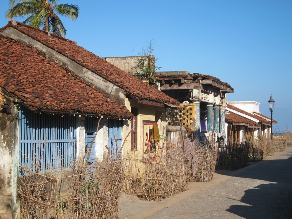 Houses in the Village