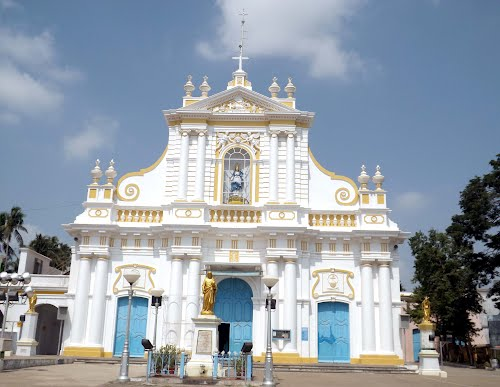 Tranquebar-New jerusalem church
