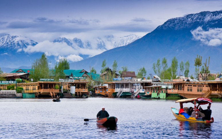 Shikara Ride at Dal Lake