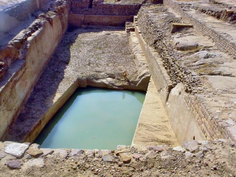 Water Reservoir, Dholavira