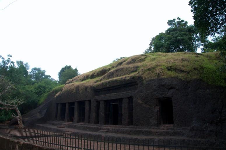Rock Cut Caves of Arvalem