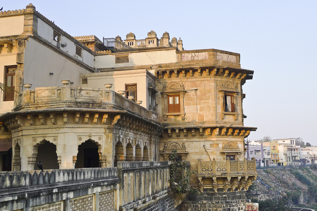 Darbargarh Palace Side