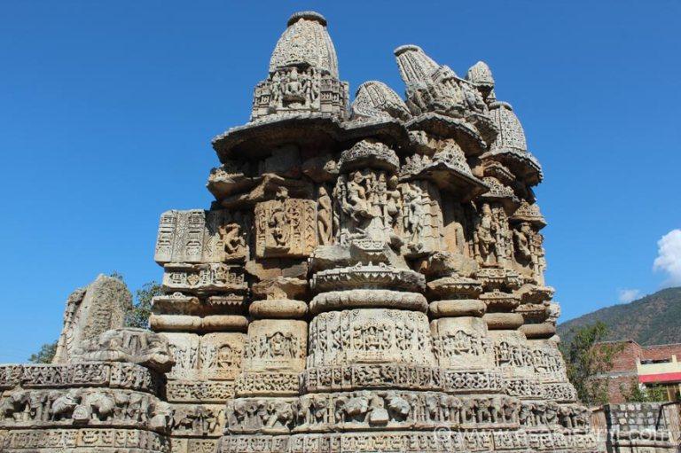 Temple Ruins, Dwarahat