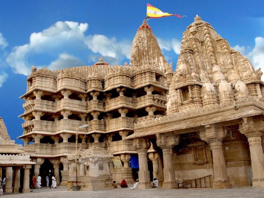 Dwakadhish Temple