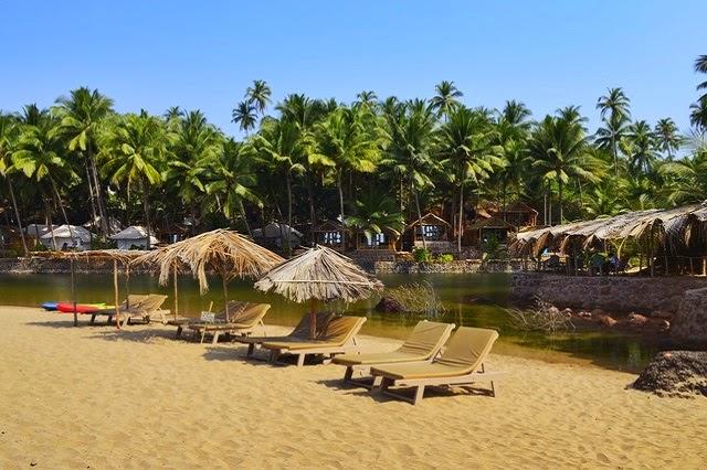 Dwarka Eco Beach Resort, Cola1