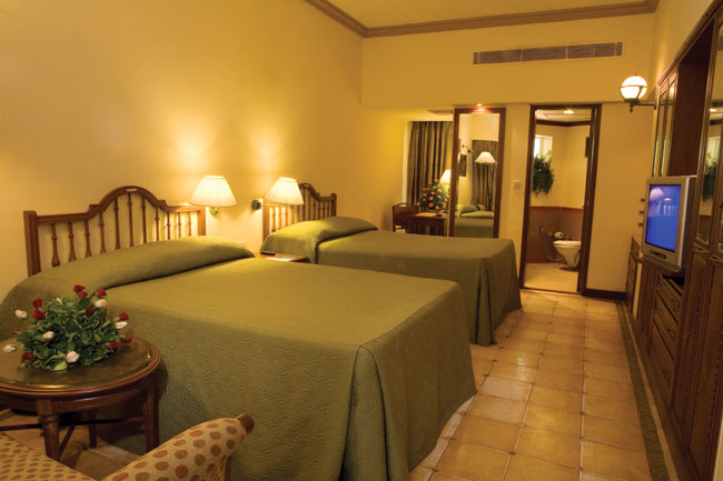 View of the Superior Room at the Majorda Resort