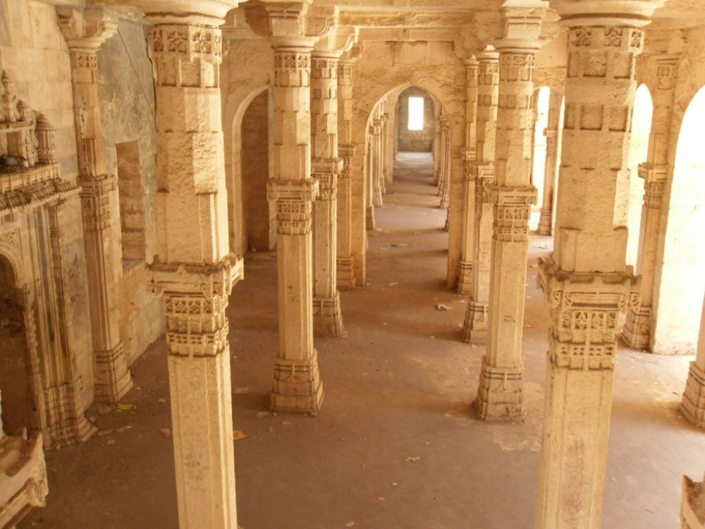 Jumma Masjid-in-Upperkot Fort