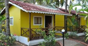 Morjim Beach Resort Huts