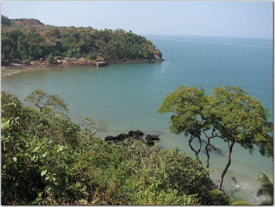 Nuem Beach from View Point