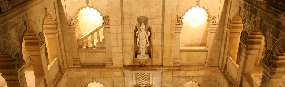 Reservation Area at the Palace