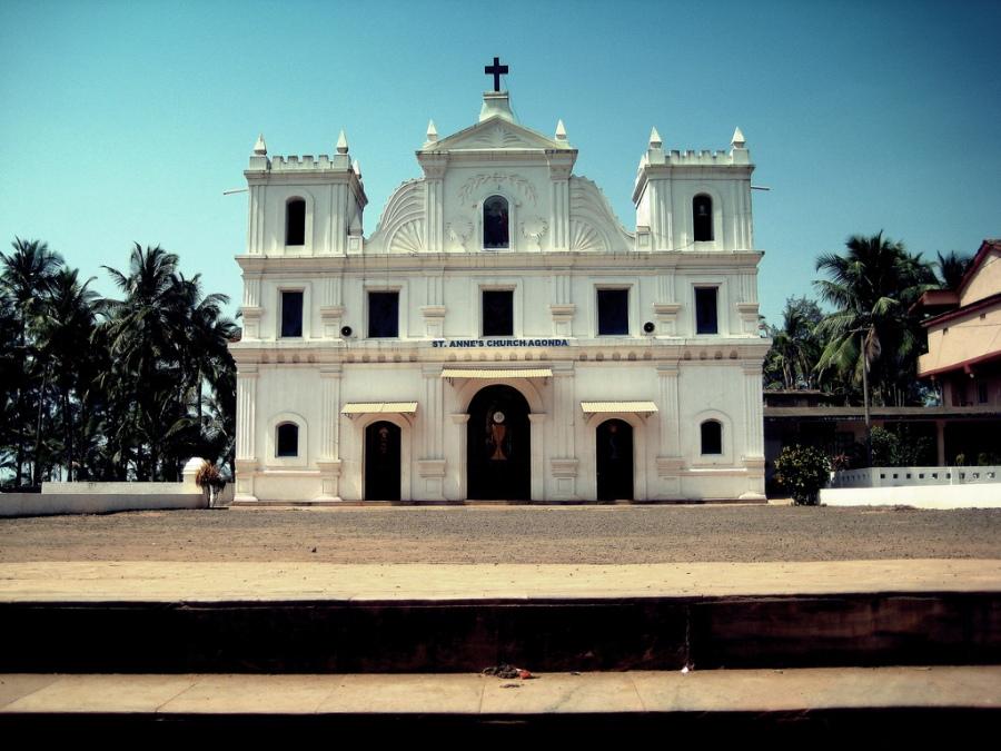 Saint Anne's Church, Agonda
