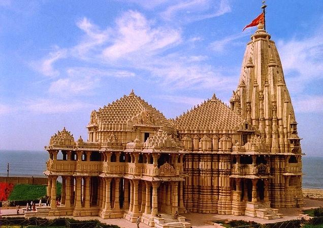 Somnath Temple, Junagarh-Gujarat