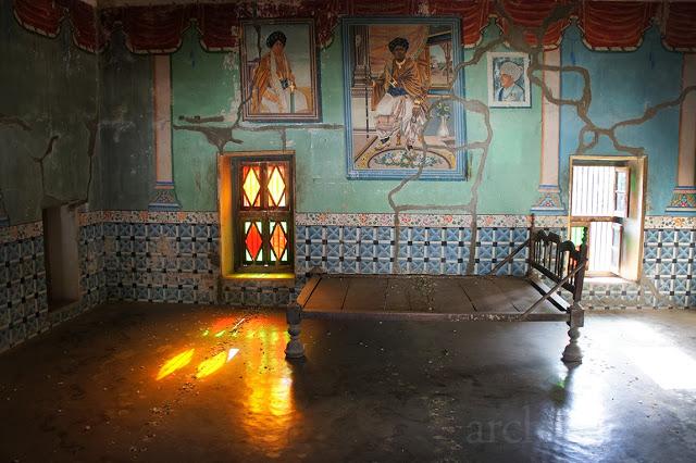 Present Sadhu's Room