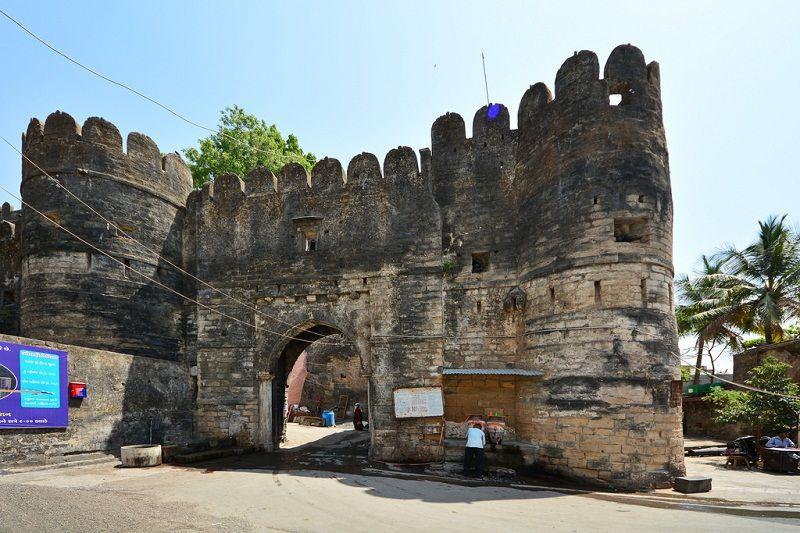 Upperkot Fort, Junagarh