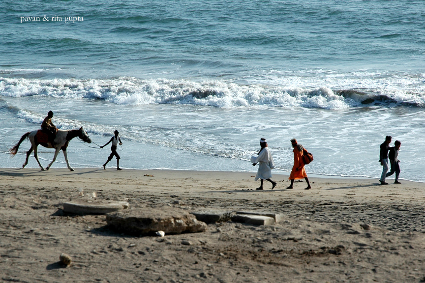 Veraval Beach - Somnath