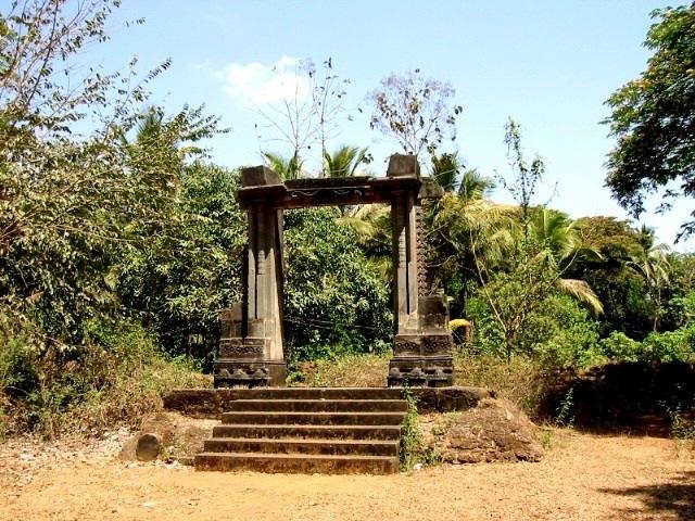 Adil Shah's Palace, Old Goa
