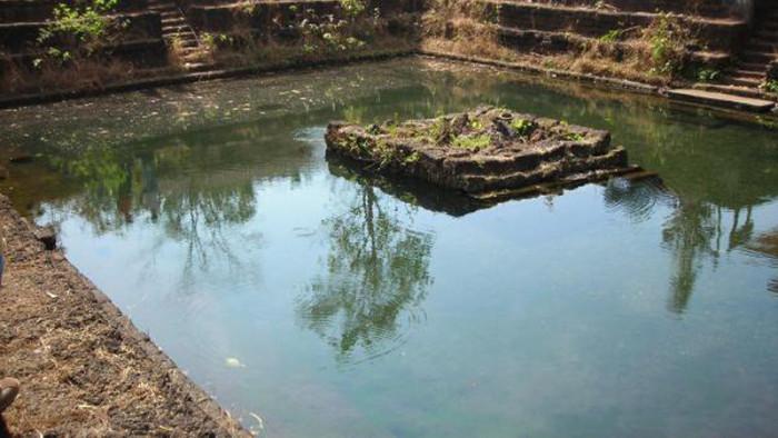 Bubbling Lake near Tapanshikar Spice Garden