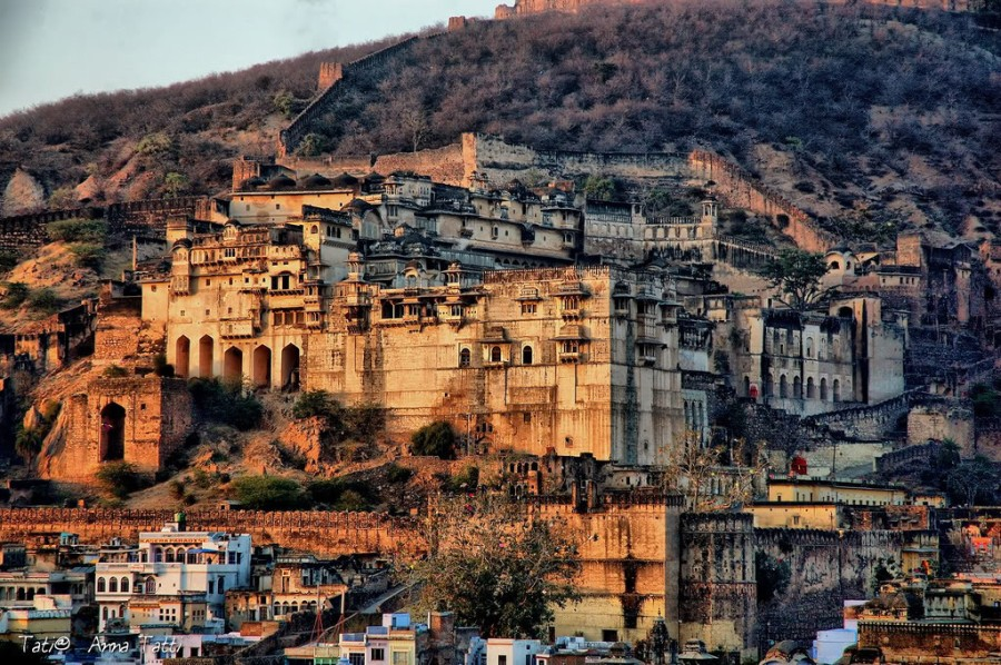 Bundi Fort - Now isn't this captivating!