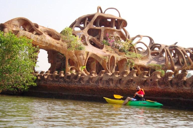 LPG Club as seen while Kayaking