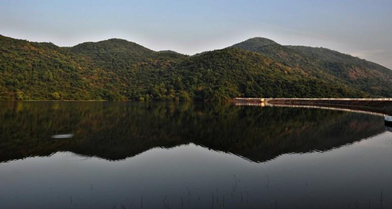 Sarzora Lake, Image Courtesy @ Akshay Badkar