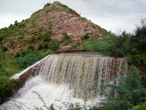 Talwas-Waterfall